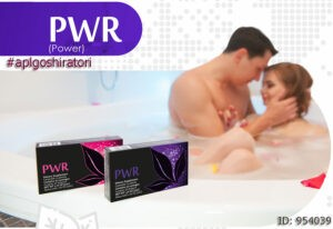PWR man products of APLGo company